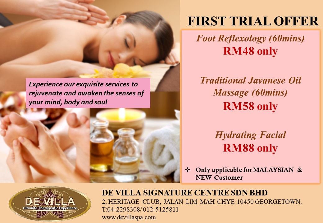 First Trial for Malaysian & New Customer